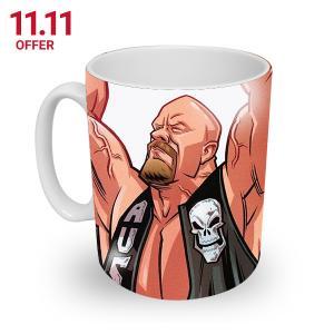 11.11 Stone Cold Winning Moment Coffee / Tea Mug