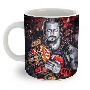 Roman Reigns - The Champ Of Spare Coffee / Tea Mug