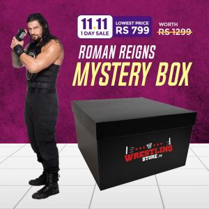 11 Pay 11 - Roman Reigns Mystery Box Offer