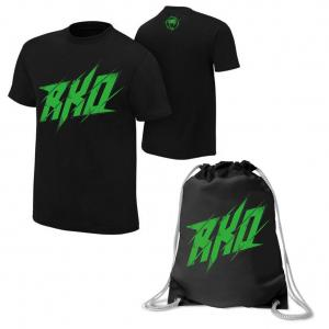 Combo Deal - RKO Official T Shirt with Drawstring Bag