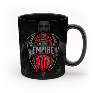 Roman Reigns - From Ashes To Empire Coffee Mug