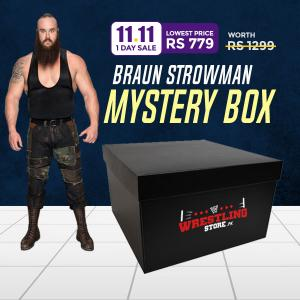 11 Pay 11 - Braun Strowman Mystery Box Offer