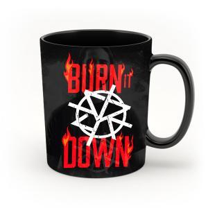 Seth Rollins - Burn It Down - Coffee / Tea Mug