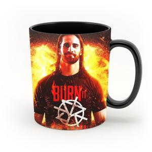 Seth Rollins - Amazing King Rollins - Coffee / Tea Mug