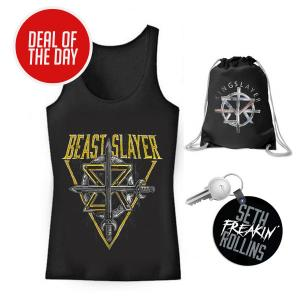 DOD - Seth Rollins Combo Deal of The Day Pack