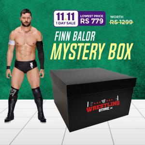 11 Pay 11 Finn Balor Super Mystery Box Offer