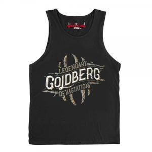 Legendary Goldberg Devastation Authentic Tank Top