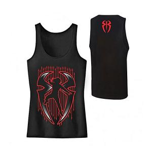 Roman Reigns This is My Yard Authentic Tank Top