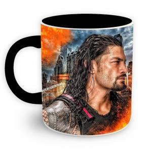 Roman Reigns King of Empire Coffee Mug