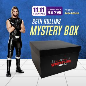 11 Pay 11 - Seth Rollins Mystery Box Offer