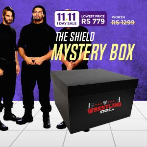 11 Pay 11 - The Shield United Mystery Box Offer